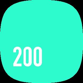 200APPS (2) משתתפת בתוכנית